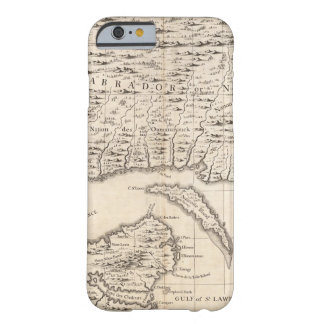 A Map of the British Empire in America Sheet 3 Barely There iPhone 6 Case