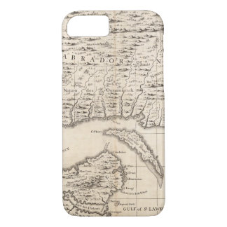 A Map of the British Empire in America Sheet 3 iPhone 7 Case