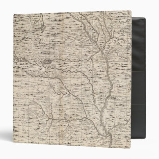 A Map of the British Empire in America Sheet 5 3 Ring Binder
