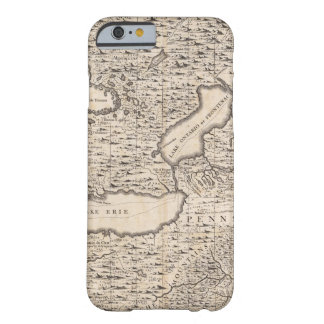 A Map of the British Empire in America Sheet 6 Barely There iPhone 6 Case