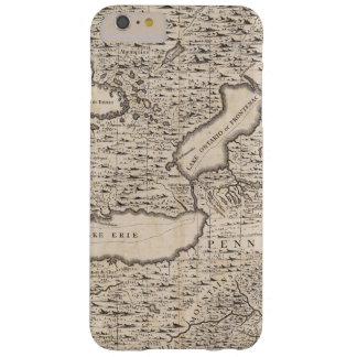 A Map of the British Empire in America Sheet 6 Barely There iPhone 6 Plus Case