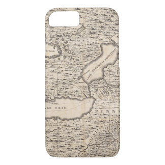 A Map of the British Empire in America Sheet 6 iPhone 7 Case