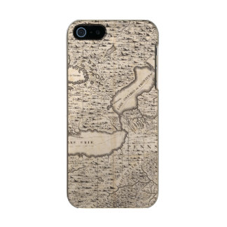 A Map of the British Empire in America Sheet 6 Metallic iPhone SE/5/5s Case