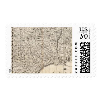 A Map of the British Empire in America Sheet 9 Postage
