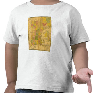 A Map of the New England States Shirt