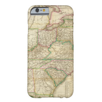 A Map Of The Roads, Canals And Steam Boat Barely There iPhone 6 Case