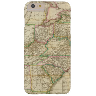 A Map Of The Roads, Canals And Steam Boat Barely There iPhone 6 Plus Case