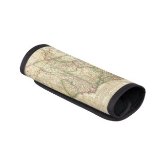 A Map Of The Roads, Canals And Steam Boat Handle Wrap