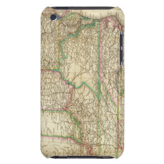 A Map Of The Roads, Canals And Steam Boat iPod Touch Cases
