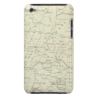 A Map of the Vendee Barely There iPod Cover