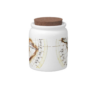A Map of the World  Amy Baldwin sc Candy Jars