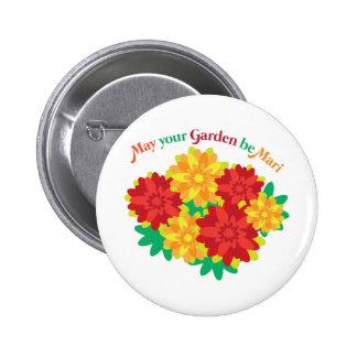 A Mari Garden Button