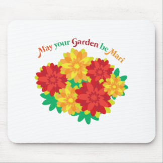 A Mari Garden Mousepads