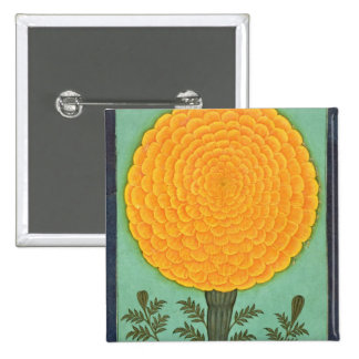 A Marigold, from the Small Clive Album (w/c on pap Pinback Button