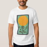 A Marigold, from the Small Clive Album (w/c on pap T-Shirt