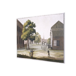 A market square, Philadelphia, Pennsylvania, from Canvas Prints