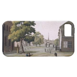 A market square, Philadelphia, Pennsylvania, from iPhone SE/5/5s Case