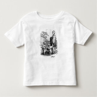A Married Jewish Woman and her Children Toddler T-shirt