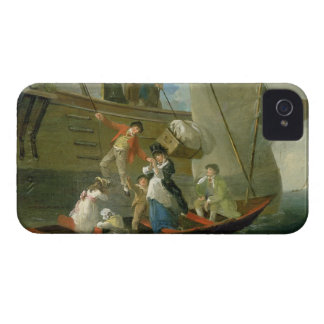 A Married Sailor's Adieu, c.1800 (oil on panel) Case-Mate iPhone 4 Case