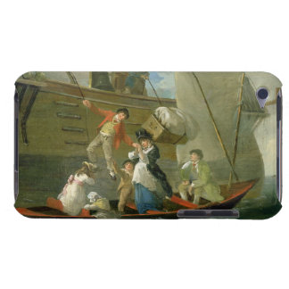A Married Sailor's Adieu, c.1800 (oil on panel) iPod Touch Cover