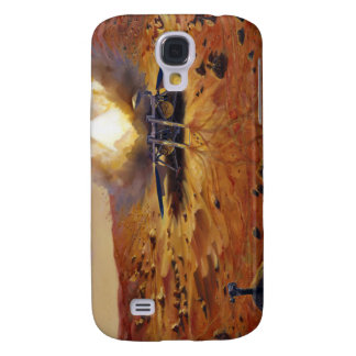 A Mars ascent vehicle Galaxy S4 Cases