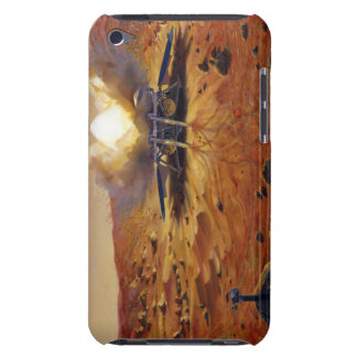 A Mars ascent vehicle iPod Touch Cases