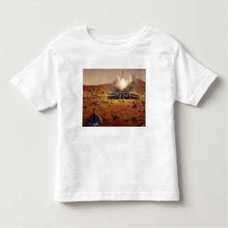 A Mars ascent vehicle Toddler T-shirt