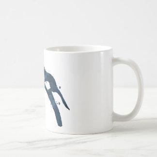 A marten coffee mug