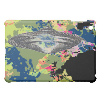 a Martian Flying Saucer MCC-4890 Neutral Zone iPad Mini Covers