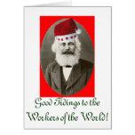 A Marx Holiday Card