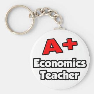 A más profesor de la economía llaveros