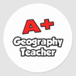 A más profesor de la geografía etiquetas