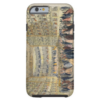 A Masked Ball at the Fenice Theatre, Venice, 19th Tough iPhone 6 Case