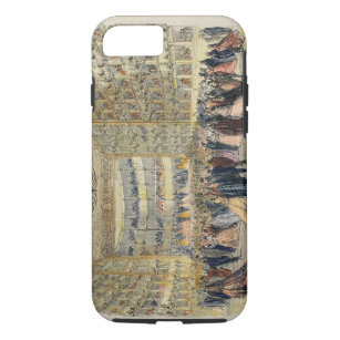 A Masked Ball at the Fenice Theatre, Venice, 19th iPhone 8/7 Case