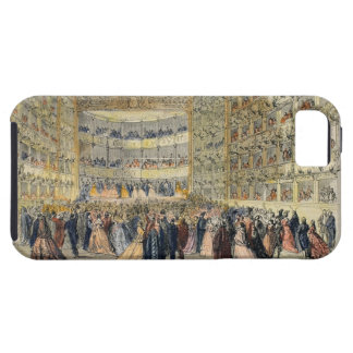 A Masked Ball at the Fenice Theatre, Venice, 19th iPhone SE/5/5s Case