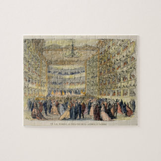 A Masked Ball at the Fenice Theatre, Venice, 19th Puzzle