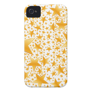 A Massive Amount of Gold Stars iPhone 4 Cover
