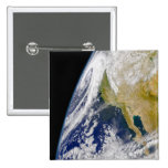 A massive low pressure system pinback buttons