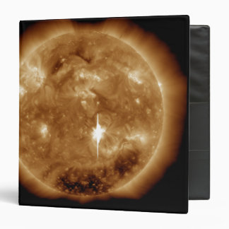 A massive X-class solar flare erupts on the Sun Vinyl Binders
