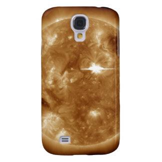 A massive X-class solar flare erupts on the Sun Samsung S4 Case