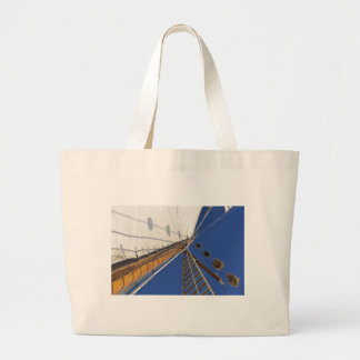 A Mast Of Perspective Canvas Bags