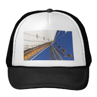 A Mast Of Perspective Trucker Hat
