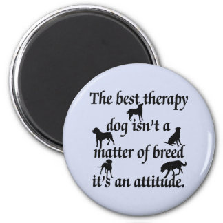 A Matter of Attitude 2 Inch Round Magnet