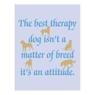 A Matter of Attitude Postcard