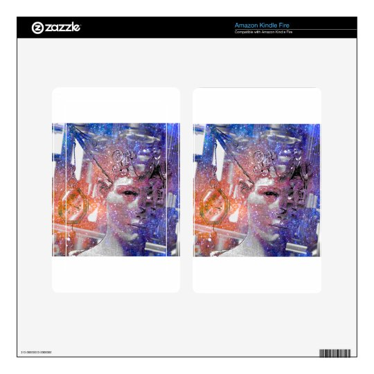A MATTER OF TIME.jpg Kindle Fire Skin