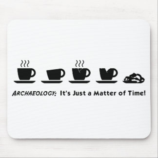 A Matter of Time Mouse Mat Mouse Pad