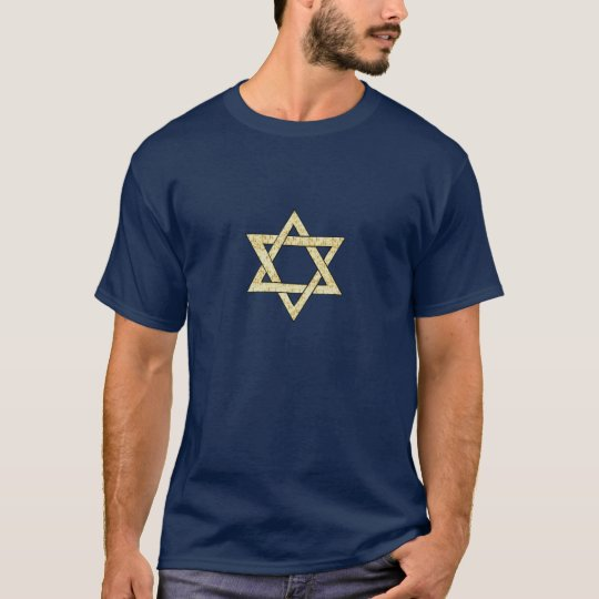 A Matzoh Star of David T-Shirt