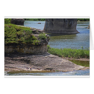 A Maumee Tapestry Card