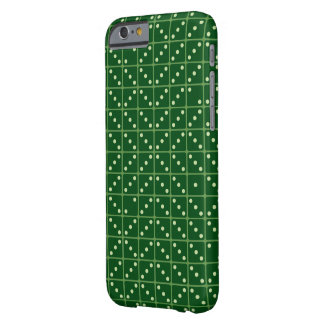 A Maze in Dice - Grass Barely There iPhone 6 Case