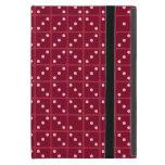 A Maze in Dice - Red iPad Mini Cover